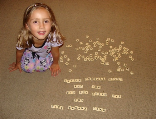 Educational Games – Bananagrams