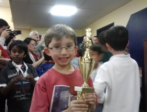 First Chess Championship!
