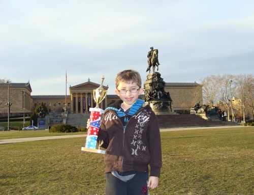 Chess Update – Another Trophy!