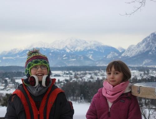 We Took the Midnight Train to….Vienna and Salzburg